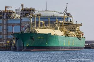 Photo of LNG OYO ship