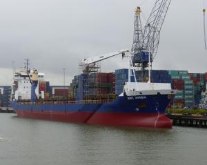Photo of ONEGO EMS ship