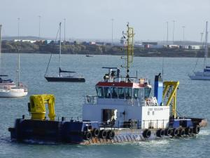 Photo of UKD SEALION ship