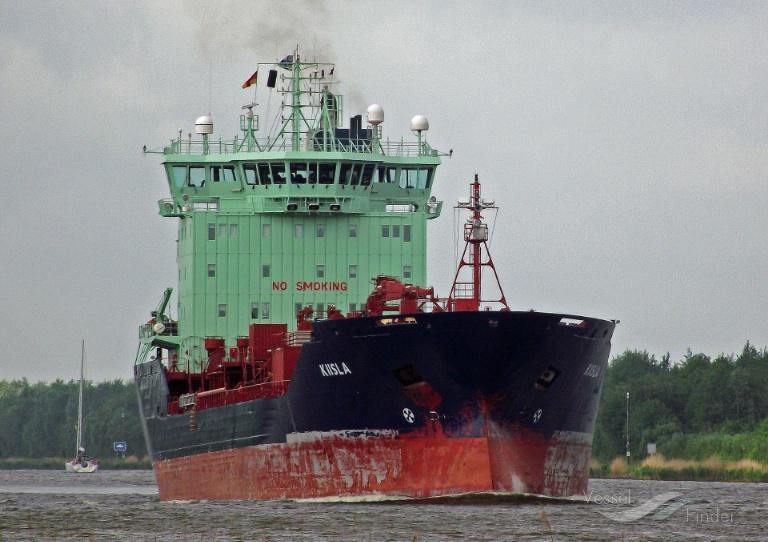 KIISLA (MMSI: 230956000) ; Place: Kiel_Canal/ Germany