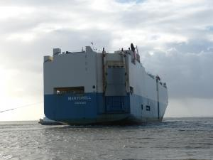 Photo of MARTORELL ship