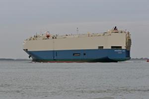 Photo of PROGRESS ACE ship