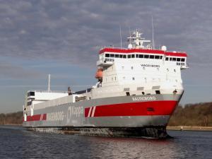 Photo of BALTICBORG ship