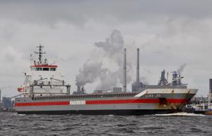 Photo of CORA JO ship