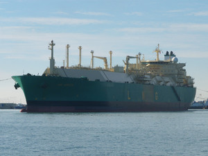 Photo of LNG LOKOJA ship