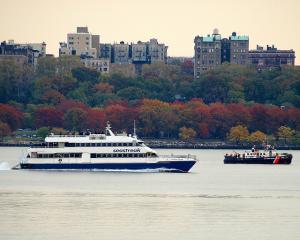 Photo of SEASTREAK HIGHLANDS ship