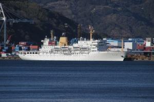 Photo of GINGAMARU ship