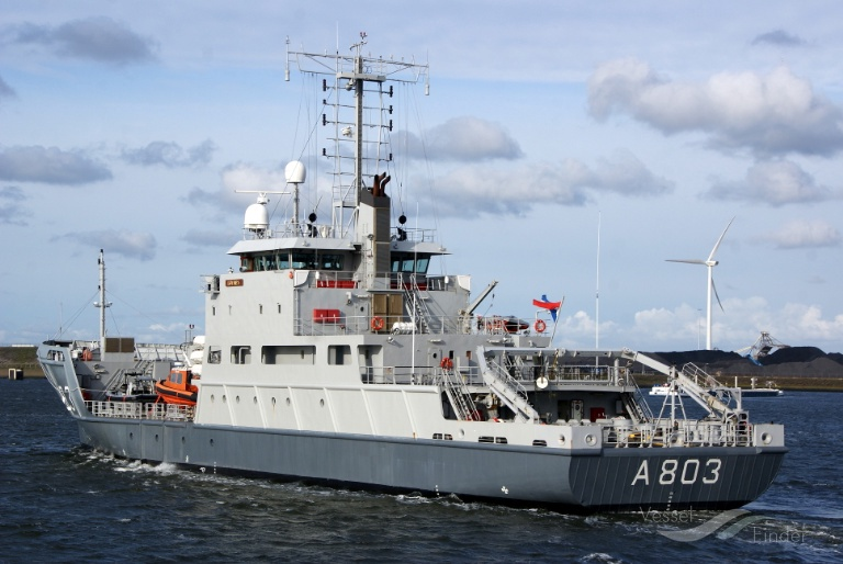 HNLMS LUYMES photo