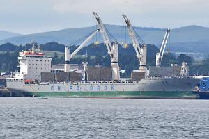 Photo of CHIPOLBROK SUN ship
