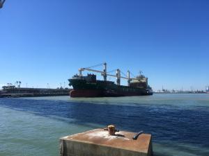 Photo of PAC ADARA ship