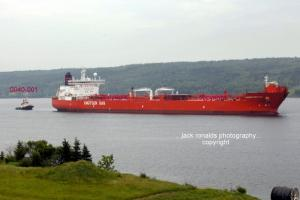 Photo of JASMINE KNUTSEN ship