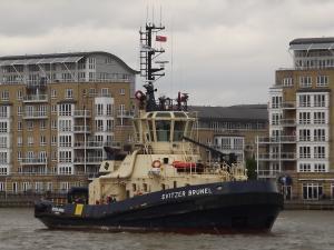 Photo of SVITZER BRUNEL ship