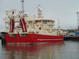 Photo of ALTAIRE ship
