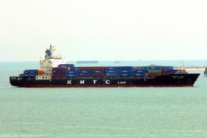 Photo of KMTC SHANGHAI ship