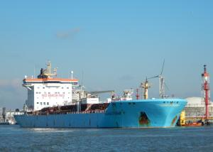 Photo of MAERSK ETIENNE ship