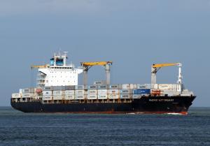 Photo of MAERSK NOTTINGHAM ship