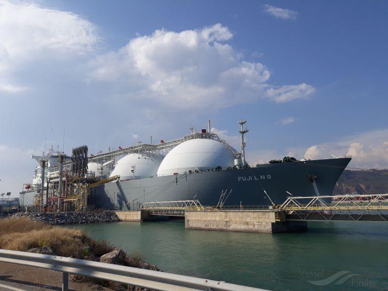 FUJI LNG photo
