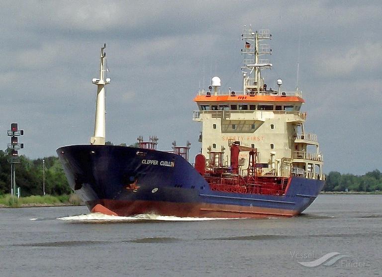 DS HANA (MMSI: 440330000) ; Place: Kiel_Canal/ Germany