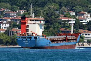 Photo of HIKMET K ship