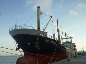 Photo of VINH HUNG ship