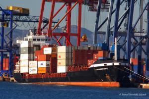 Photo of X-PRESS MONTE BIANCO ship