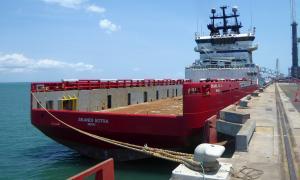 Photo of SKANDI SOTRA ship