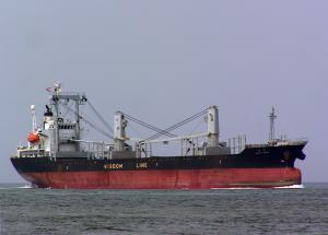 Photo of M.V.SEA TIMBER ship
