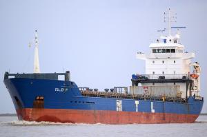 Photo of GURES ship