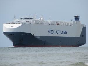 Photo of HOEGH AFRICA ship