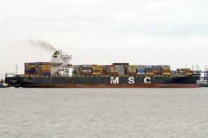 Photo of MSC NERISSA ship