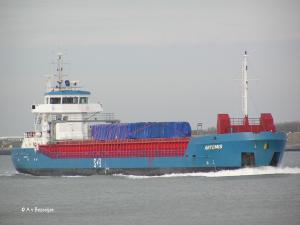 Photo of EEMS DOLLARD ship