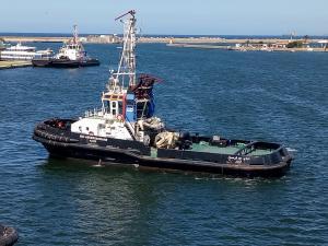 Photo of SIDI ABDERRAHMANE ship