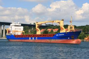 Photo of BARENTS ship