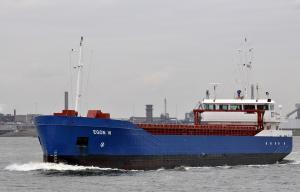 Photo of EGON W ship