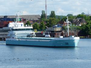 Photo of MARIETJE HESTER ship