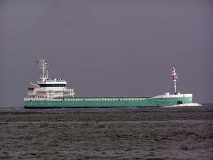 Gemi fotoğrafı MARIETJE HESTER