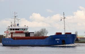 Photo of ELKE W ship