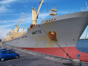 Photo of ANETTE ship