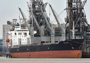 Photo of SEA BRAVE ship