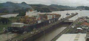 Photo of MSC POH LIN ship