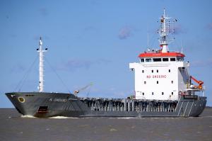 Photo of MV MUAZZEZ K ship
