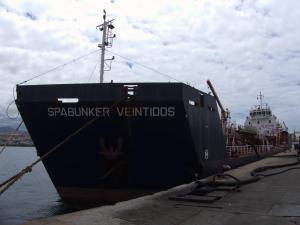 Photo of SPABUNKER VEINTIDOS ship