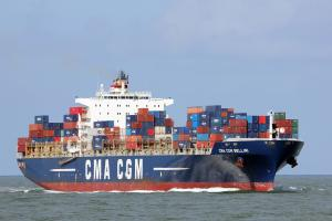 Photo of CMA CGM BELLINI ship