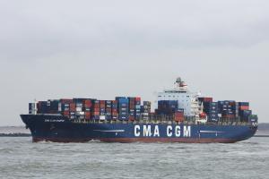 Photo of CMA CGM CHOPIN ship