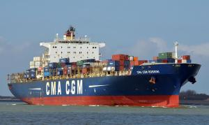 Photo of CMA CGM ROSSINI ship