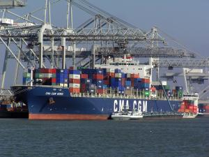 Photo of CMA CGM VERDI ship