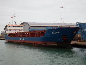 Photo of BRAMAU ship