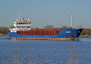 Photo of STEINAU ship