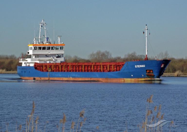 STEINAU (MMSI: 304926000) ; Place: Kiel_Canal/ Germany