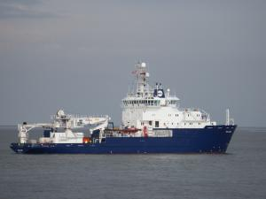 Photo of RELUME ship